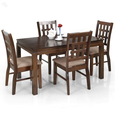 Royal Oak Daisy Solid Wood Dining Set