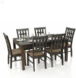 Royal Oak Daisy Solid Wood Dining Set (F...