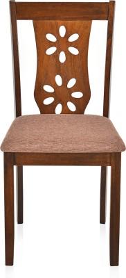 @home by Nilkamal SUTLEJ Solid Wood Dining Chair