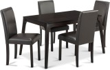 Durian DAWSON Engineered Wood Dining Set...