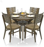 Royal Oak Sydney Solid Wood Dining Set (...