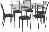 Housefull Metal Dining Set (Finish Color...