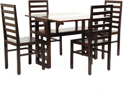 HomeTown Carmen Solid Wood Dining Set