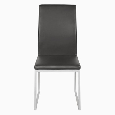 Godrej Interio NOVICE MODIFIED DINING CHAIR Leatherette Dining Chair