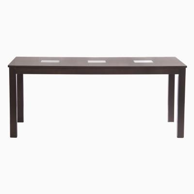 Godrej Interio LEO PLUS DINING TABLE Solid Wood 6 Seater Dining Table
