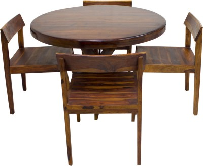 Woodpecker Solid Wood Dining Set