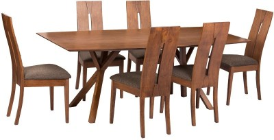 Parin Solid Wood Dining Set