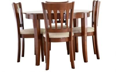Nesta Furniture Flinth Solid Wood Dining Set