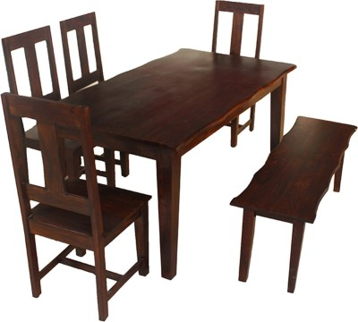 HomeTown Vienna Solid Wood Dining Set