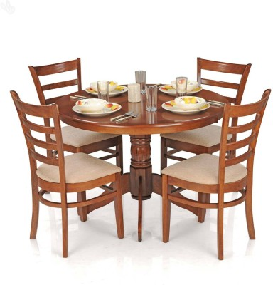Royal Oak Solid Wood Dining Set