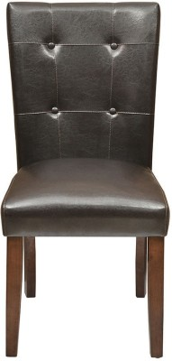@home by Nilkamal Sage Solid Wood Dining Chair