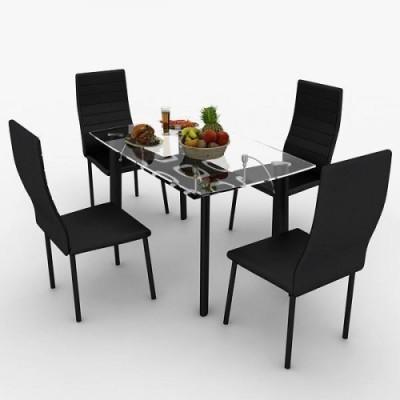 Housefull Metal Dining Set