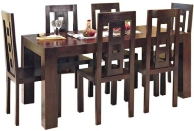 Smart Choice Furniture Solid Wood Dining Set