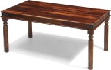 Jivan Solid Wood 6 Seater Dining Table (...
