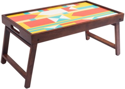 Chumbak Solid Wood 1 Seater Dining Table