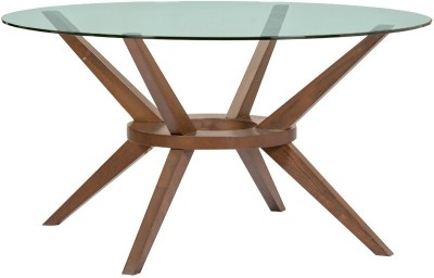 Parin Engineered Wood 6 Seater Dining Table