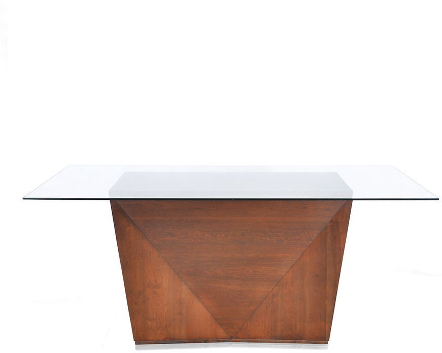 @home by Nilkamal Nixon Engineered Wood 6 Seater Dining Table class=