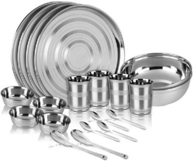 STYLE n PASSION stainless steel Pack of 20 Dinner Set