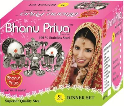 Bhanu Priya Dinner Set