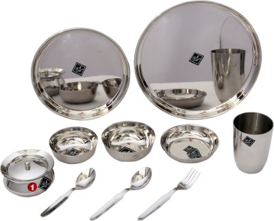 BM BM SS Pack of 10 Dinner Set