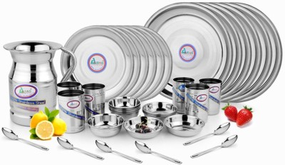 AIRAN Dinner Set(Stainless Steel)