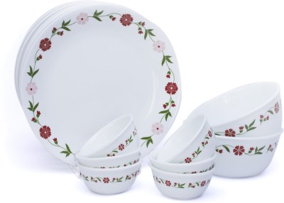 Corelle Livingware Spring Pack of 14 Dinner Set