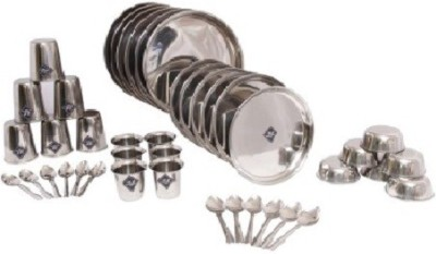 STYLE n PASSION stainless steel Pack of 42 Dinner Set