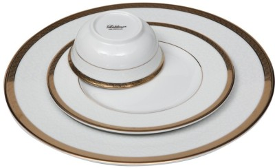 Lakline 80103 Pack of 18 Dinner Set(Porcelain)