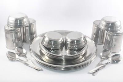 Clobber Pack of 20 Dinner Set(Stainless Steel)