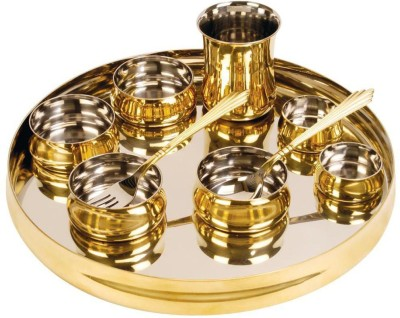 Atalso Dinner Set(Stainless Steel, Stainless Steel)