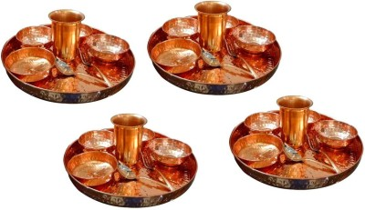 AsiaCraft Indian Traditional Dinner Set Pack of 32 Dinner Set