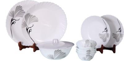 Larah Pack of 10 Dinner Set(Glass)