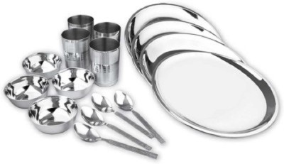 STYLE n PASSION stainless steel Pack of 16 Dinner Set