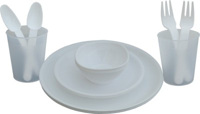 Incrizma Pack of 12 Dinner Set