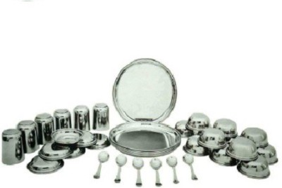 STYLE n PASSION stainless steel Pack of 36 Dinner Set