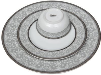 Lakline 80138 Pack of 18 Dinner Set(Porcelain)