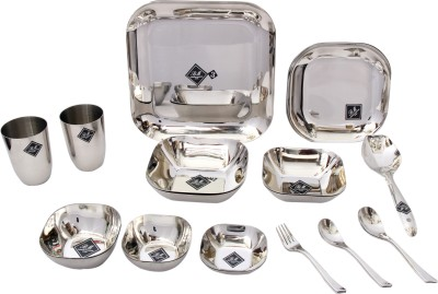 BM Square Pack of 23 Dinner Set