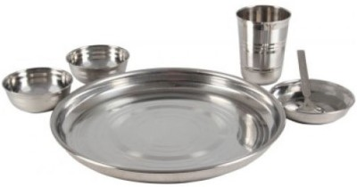 STYLE n PASSION stainless steel Pack of 6 Dinner Set
