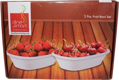 Dine Smart Bowl Set Pack of 2 Dinner Set