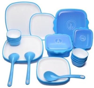Nayasa ny-25ds-10bl Pack of 25 Dinner Set