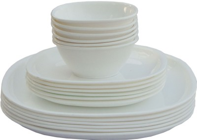 Incrizma Pack of 18 Dinner Set
