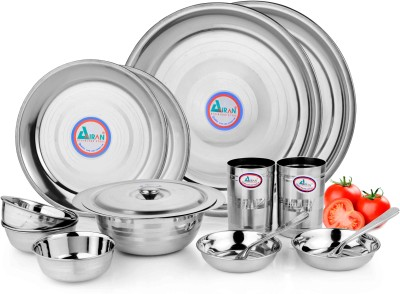 Airan Pack of 15 Dinner Set