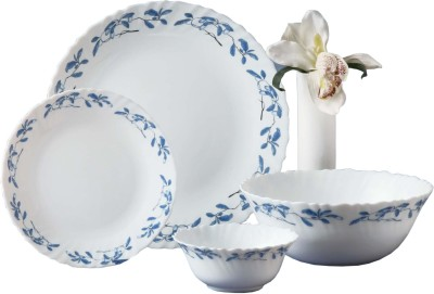 La Opala Dinner Set(Opalware, Glass)