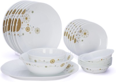 Corelle India Collection Elite Pack of 21 Dinner Set