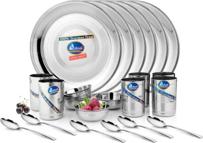 Airan Pack of 24 Dinner Set