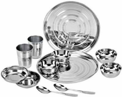 STYLE n PASSION stainless steel Pack of 12 Dinner Set