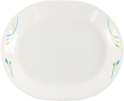Corelle Rainbow Printed Glass Tray
