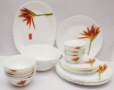 La Opala Dinner Set(Ceramic)
