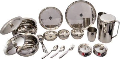 BM BM SS Pack of 41 Dinner Set