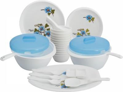 Pikaso blue01 Pack of 45 Dinner Set